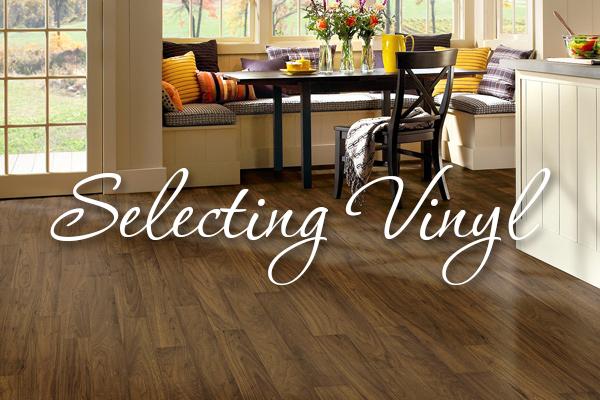 Selecting Vinyl Flooring From Abbey Carpet Floor Panama City